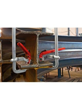 Усиленная рычажная струбцина Bessey 300x140 SG-25HS