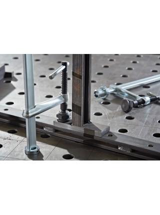 Затискний елемент зі спеціальною опорною пластиною TWM28-30-12
