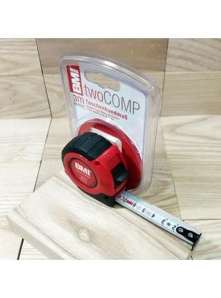 Рулетка BMI twoCOMP L=3м b=16мм
