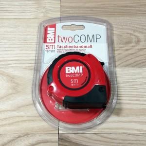 Рулетка BMI twoCOMP L=5м b=19мм