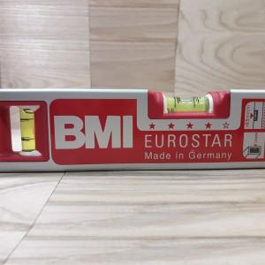 EUROSTAR BMI уровень с магнитами 0,5мм/м L=180см