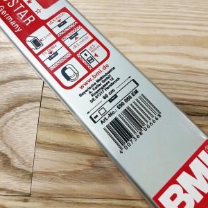 EUROSTAR BMI уровень с магнитами 0,5мм/м L=60см