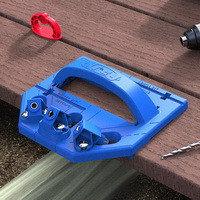 Пристосування Deck Jig™ для монтажу терасної дошки та аксесуари