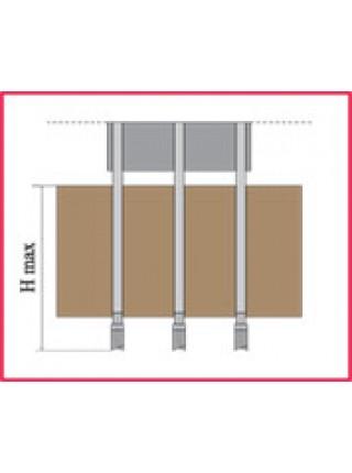 Пила для многопилов с подрезными ножами D300 3,4x2,2x80 13x90 Z 24+2+2 H80 A LM3003480K244