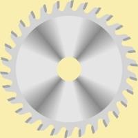 Дискові пилки для різання і фрезерування кольорових металів