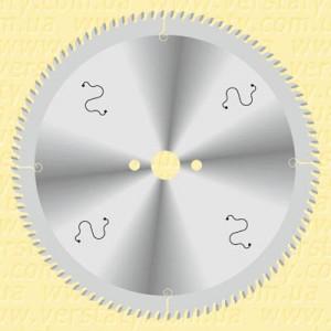 Пила HIGH LINE для різання алюмінієвого профілю D300x32x3,4 Z96 LA3003432F96P/A