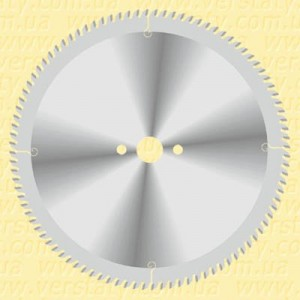 Пила торцювальна з тонким пропилом D200 2,5x1,8x30 Z80 A LF200253080
