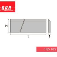 Фугувальні ножі HSS 18%