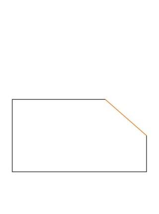Фасочная фреза IGM 45˚ D29 В8 d8 Z2 F046-45081