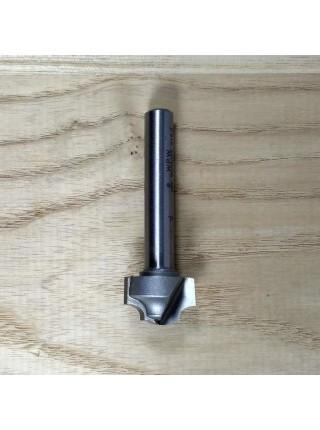 Фреза гравірувальна профільна врізна D19 В13 d8 RC05005