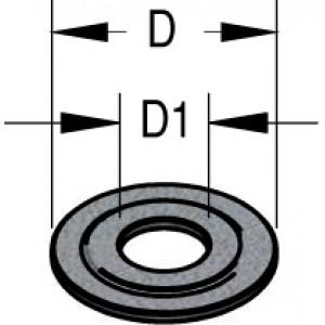 Шайба під підшипник D12 D₁4,8 В0,8 BD12748