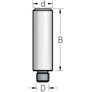 Тримач для фрез збірних MB D-NF1/4-28 В60 d12 NMB0012