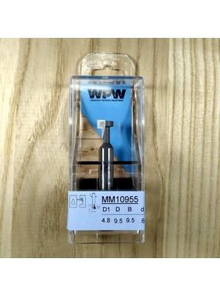 Фреза для Т-подібних пазів D9,5 В9,5 d8 MM10955