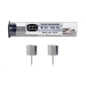 Комплект оснастки ручки-электрода M 20-DS 16