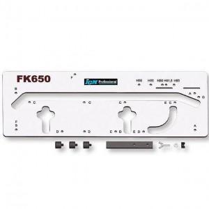 Шаблон для стыковки столешниц FK650