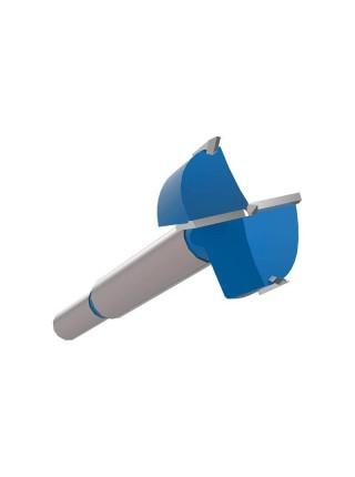 Кондуктор для сверления под установку петель