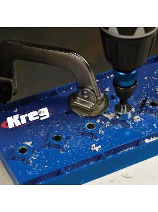 Кондуктор Kreg для свердління отворів під тримачi полиць