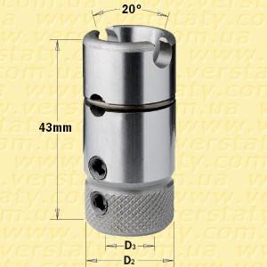 Патрон для станков Morbidelli, SCM 06510004301