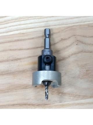 Зенківка з шестигранним хвостовиком та металевим обмежувачем D₁3,6 D9,5 ABB3604SC