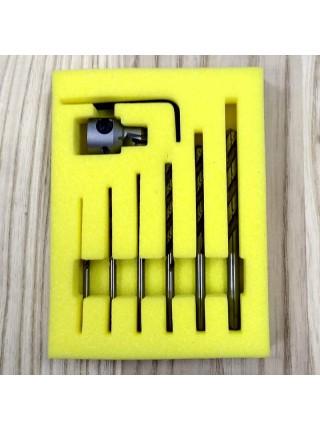 Зенковка збірна з комплектом свердел HSS ACS0000 D3÷7,2/11,3÷15,3 ACS0000