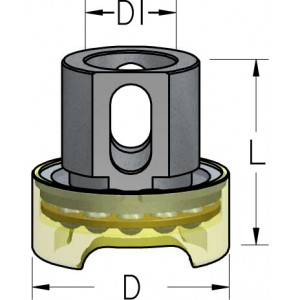 Обмежувач глибини свердління з полімерним кільцем TATP132  TAB1300