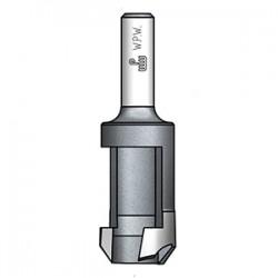 Пробочники сталеві з термічною та DHN* обробкою поверхні з циліндричним хвостовиком